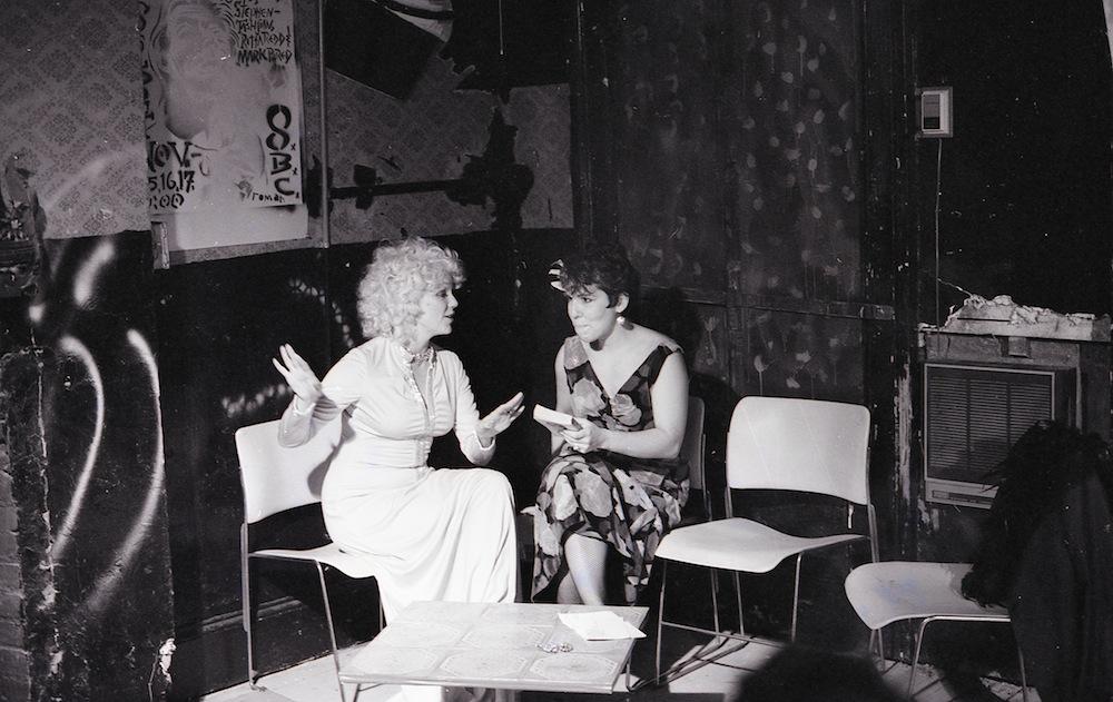 Lois and Carmelita 1986
